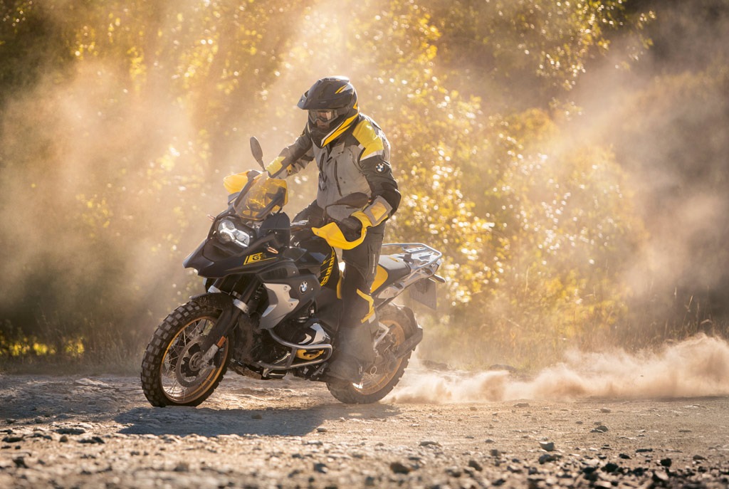 2021 BMW R1250GS and BMWR1250GS Adventure anniversary edition