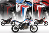 Honda Adds New Tricolor Africa Twin To Its Lineup for 2021