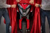 Sneak Peek: New Ducati Multistrada V4 With Adaptive Cruise Control
