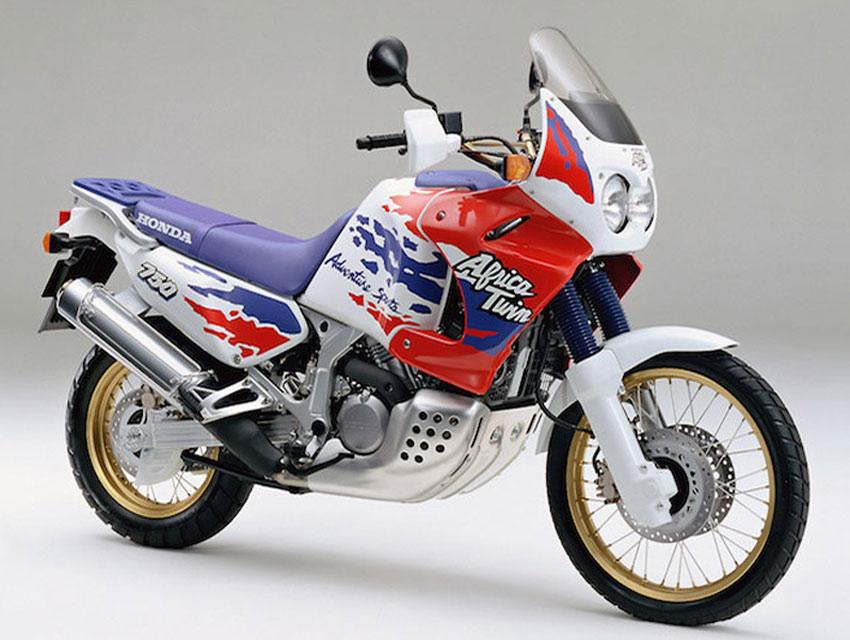 1990-2003 Honda XRV750 Africa Twin history