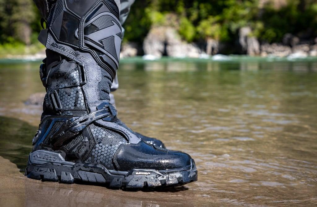 KLIM Adventure GTX waterproof boots