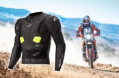 Alpinestars Announces New 'Off-Road' Airbag System