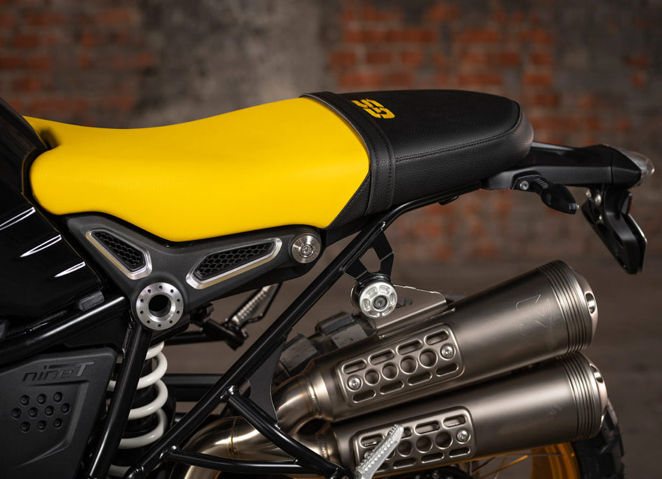 2021 BMW R nineT Urban G/S 40 years GS special edition