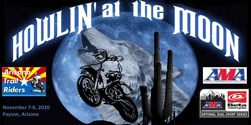Howlin at the Moon Dual Sport Ride