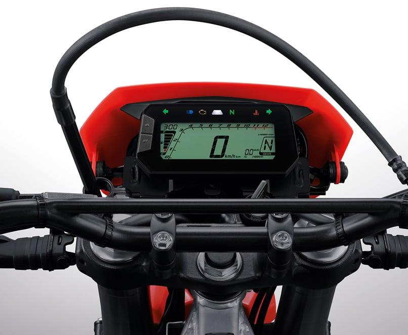 Honda CRF300L Dash