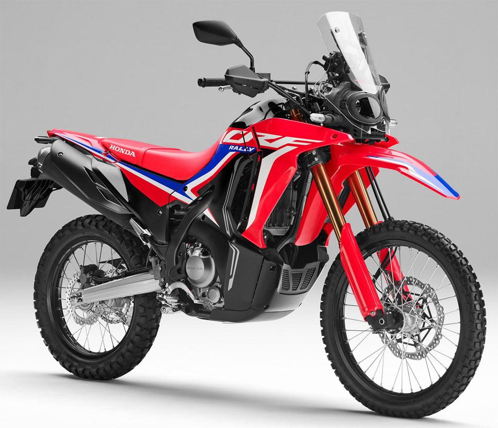 2021 CRF250 Rally