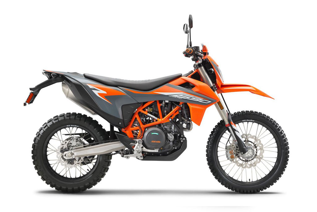 2021 KTM 690 Enduro R updates