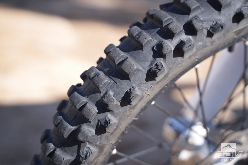 irregular tire wear