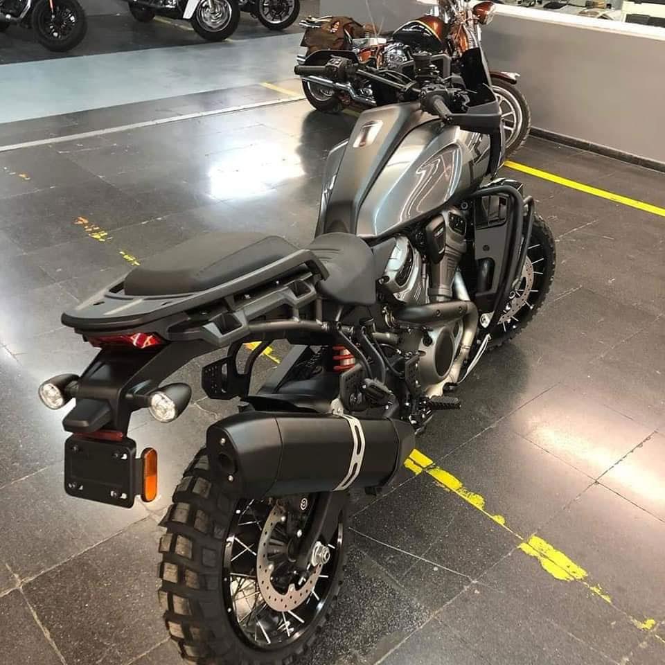 Harley-Davidson Pan America Europe Tour