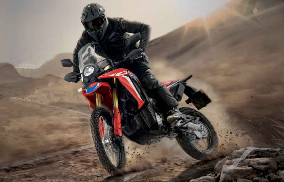 2021 Honda CRF300L Rally