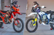 Rebel X Plug-N-Play Rally Kits For KTM EXC & Husqvarna FE Models