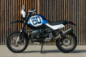 A Custom BMW R1150GS With Dakar Rally Flair