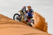 Experience Dakar 2021 Through The Eyes of a Rider in Real-Time