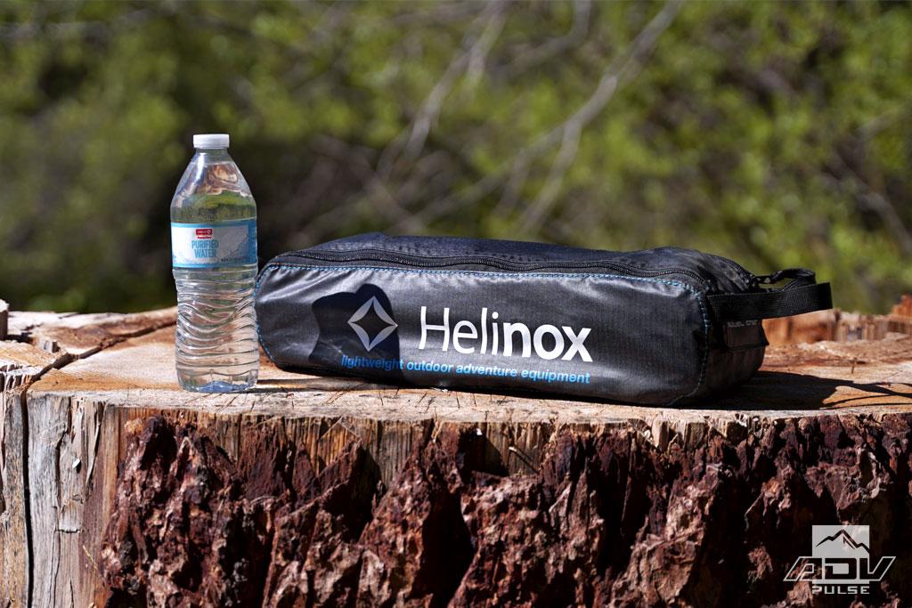 Helinox Swivel camping Chair
