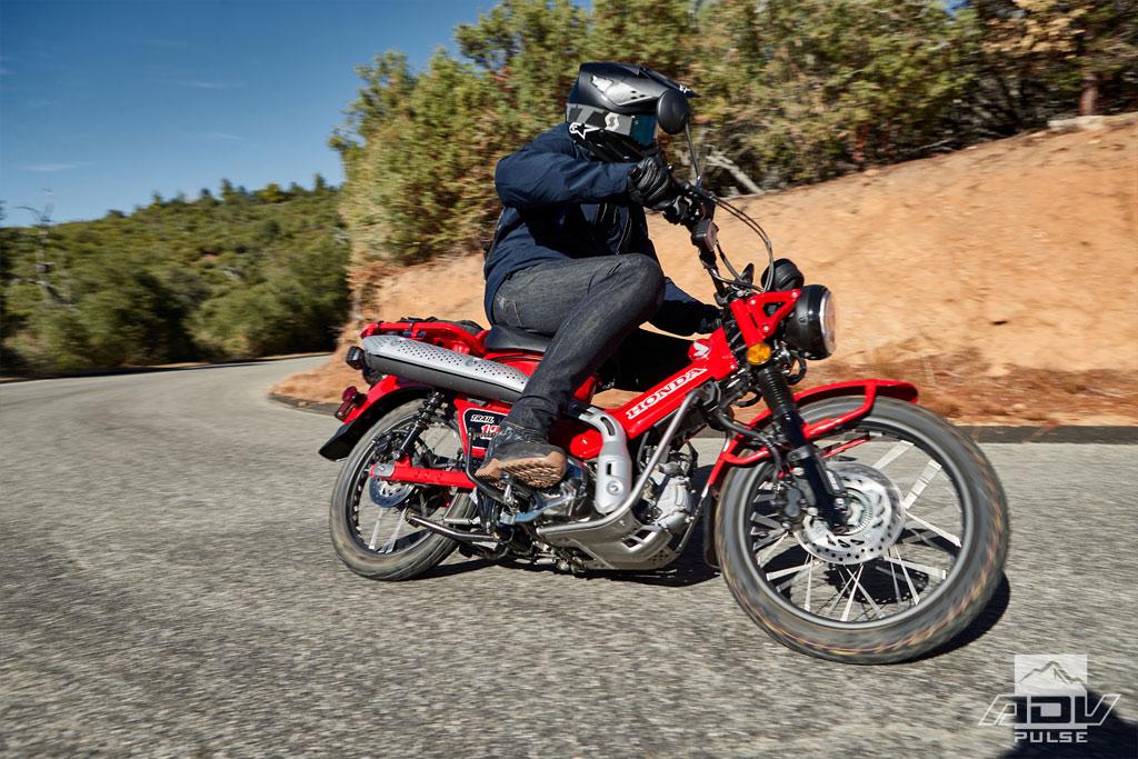 Honda 125 Trail