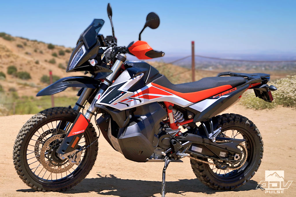 KTM 790 Adventure R review