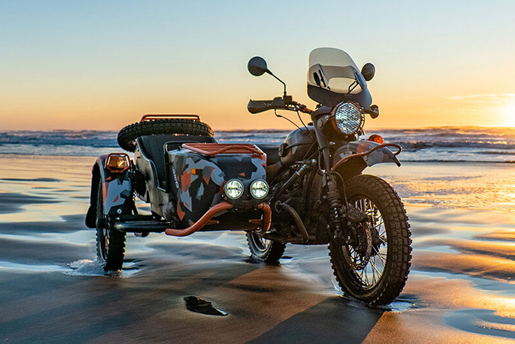 Ural Geo Limited-Edition
