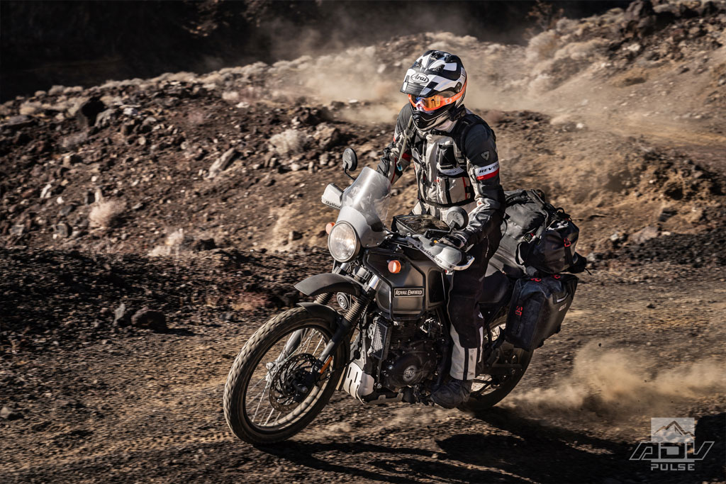 Adventure Motorcycle Packing