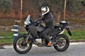 Husqvarna Norden 901 Spied In Near Production Form
