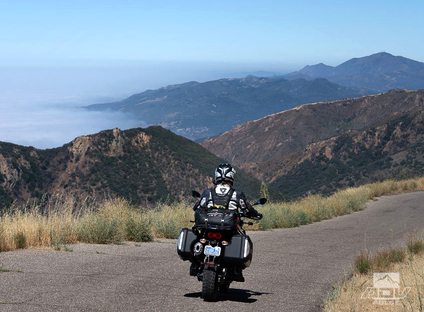 Moto Guzzi V85 TT Travel Test