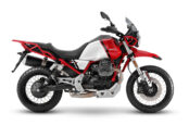 2021 Moto Guzzi V85 TT Gets Engine Updates, Tubeless Rims & More