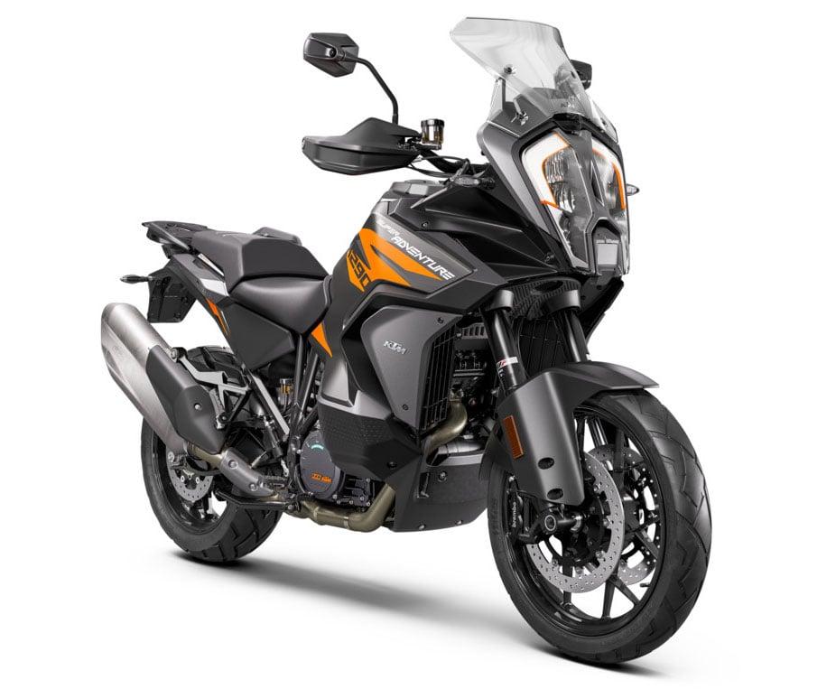 2021 KTM Super Adventure 1290 S