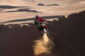 French Rider Pierre Cherpin Dies After Crash in Dakar Rally