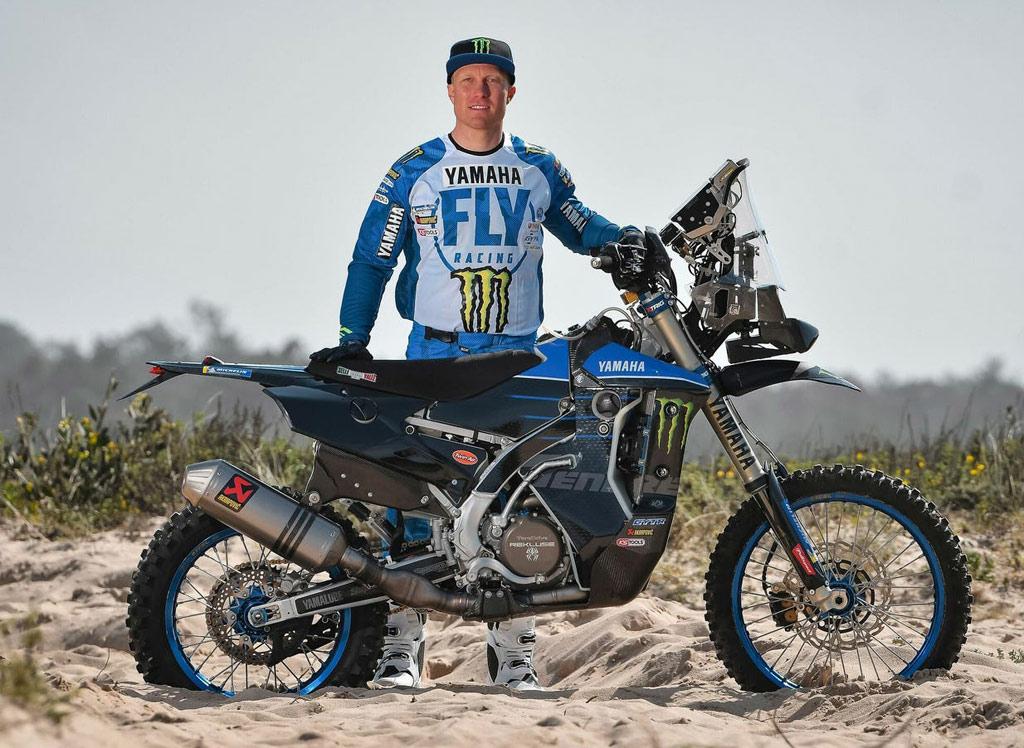 Dakar Rally 2021 Andrew Short