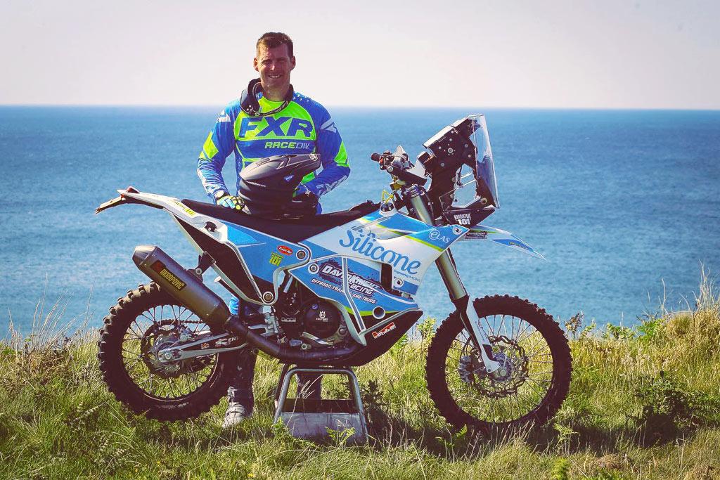Dakar Rally 2021 David Knight