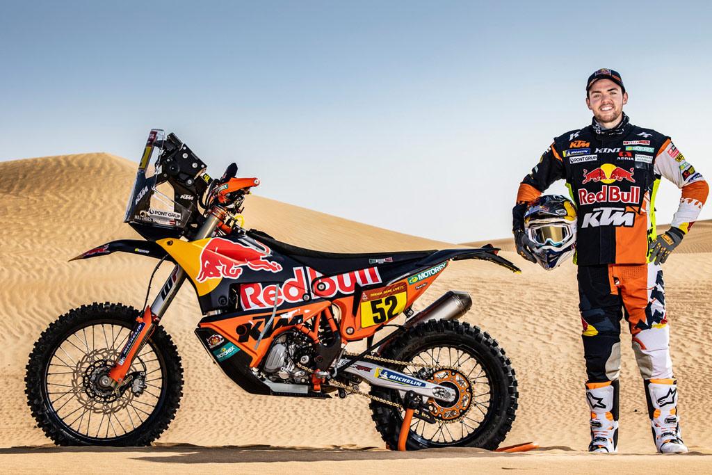 Dakar Rally 2021 Matthias Walkner