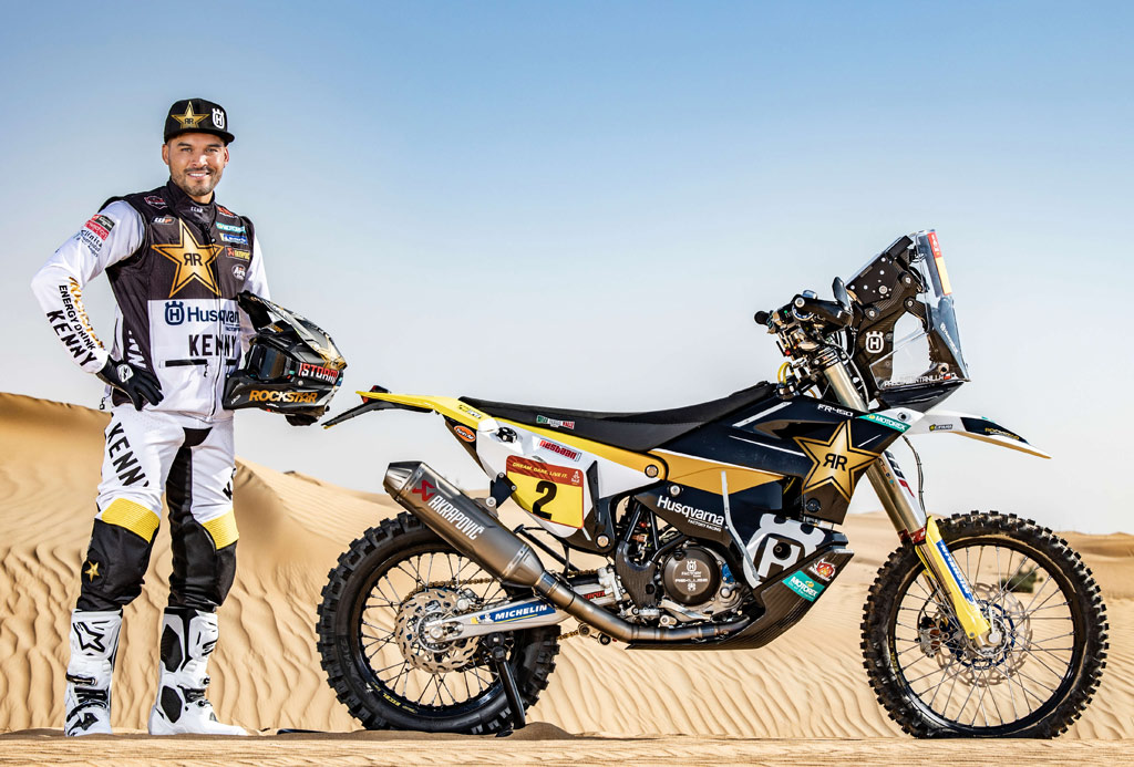 Pablo Quintanilla leaves Husqvarna Factory racing team.