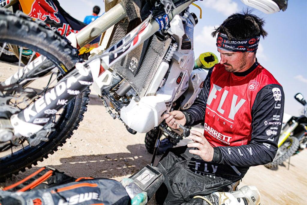 Dakar Rally 2021 Skyler Howes