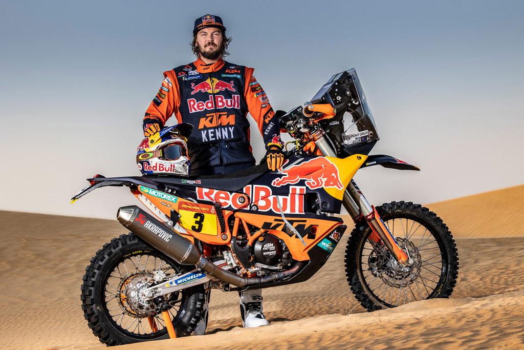 Dakar Rally 2021 Toby Price