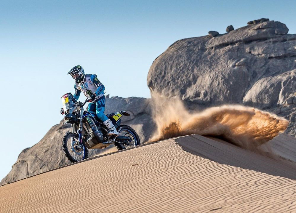 2021 Dakar Andrew Short