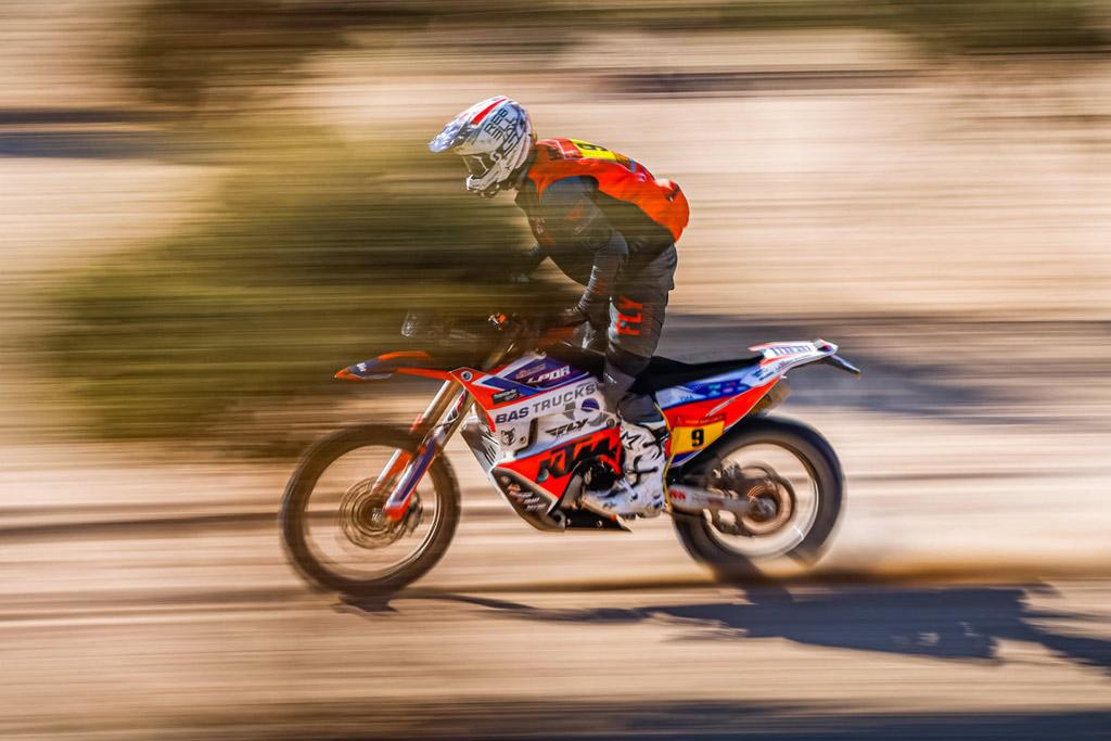2021 Dakar Skyler Howes finishes in top 5
