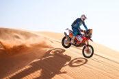 Insurmountable Feat: Journeyman Skyler Howes Shines At Dakar