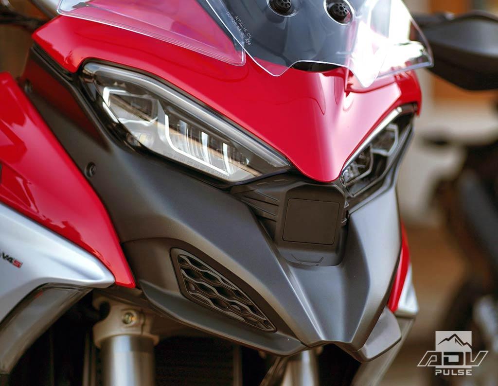 2021 Ducati Multistrada V4 S tested