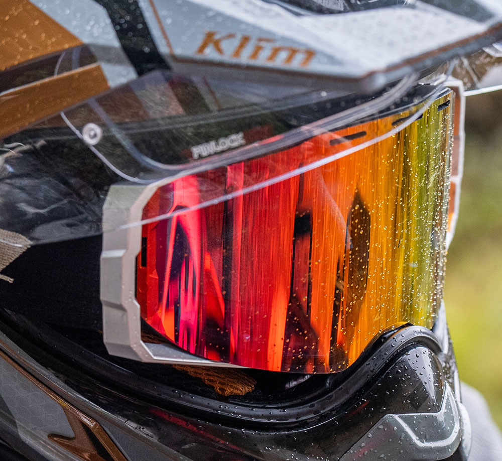 KLIM edge frameless off-road goggle