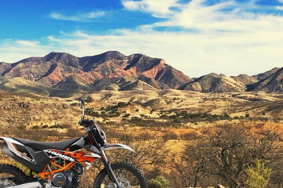 Arizona Express Dual Sport Ride