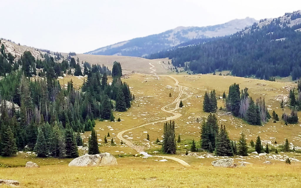 Wyoming Backcountry Discovery Route announced