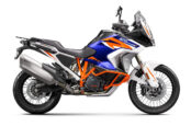 KTM Unveils Reworked 1290 Super Adventure R for 2021