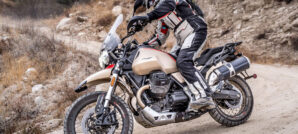 Moto Guzzi V85 TT Travel Review