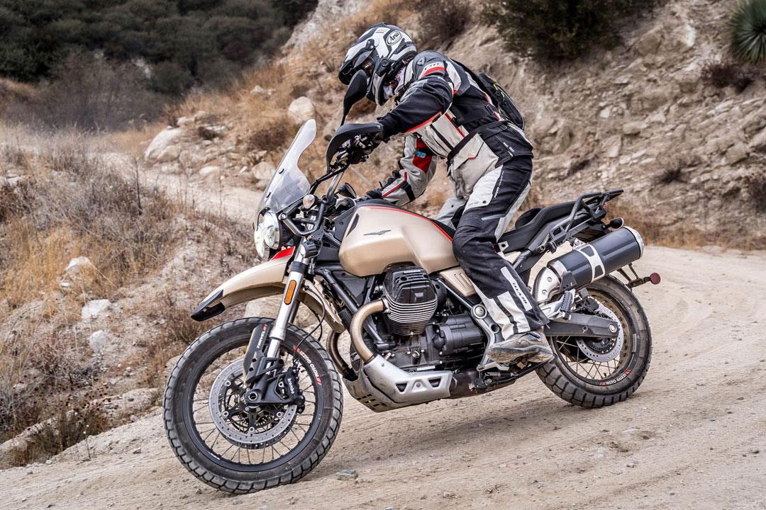 Moto Guzzi V85 TT Travel Review