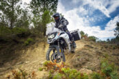 Touratech Launches 'Easy-Install' Fork Cartridge Kit for BMW F850GS