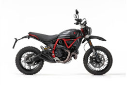 Ducati Launches Limited-Edition Desert Sled Fasthouse