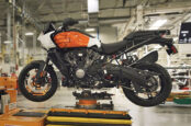 Watch: Harley-Davidson Begins Production of Pan America