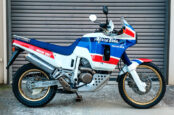 1989 Honda Africa Twin Sells for $37,000