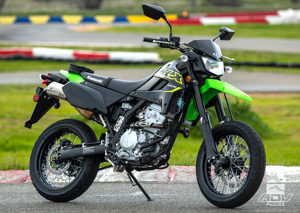2021 Kawasaki KLX300SM review