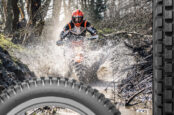 Dunlop Introduces K950 Street-Legal Trials Tire