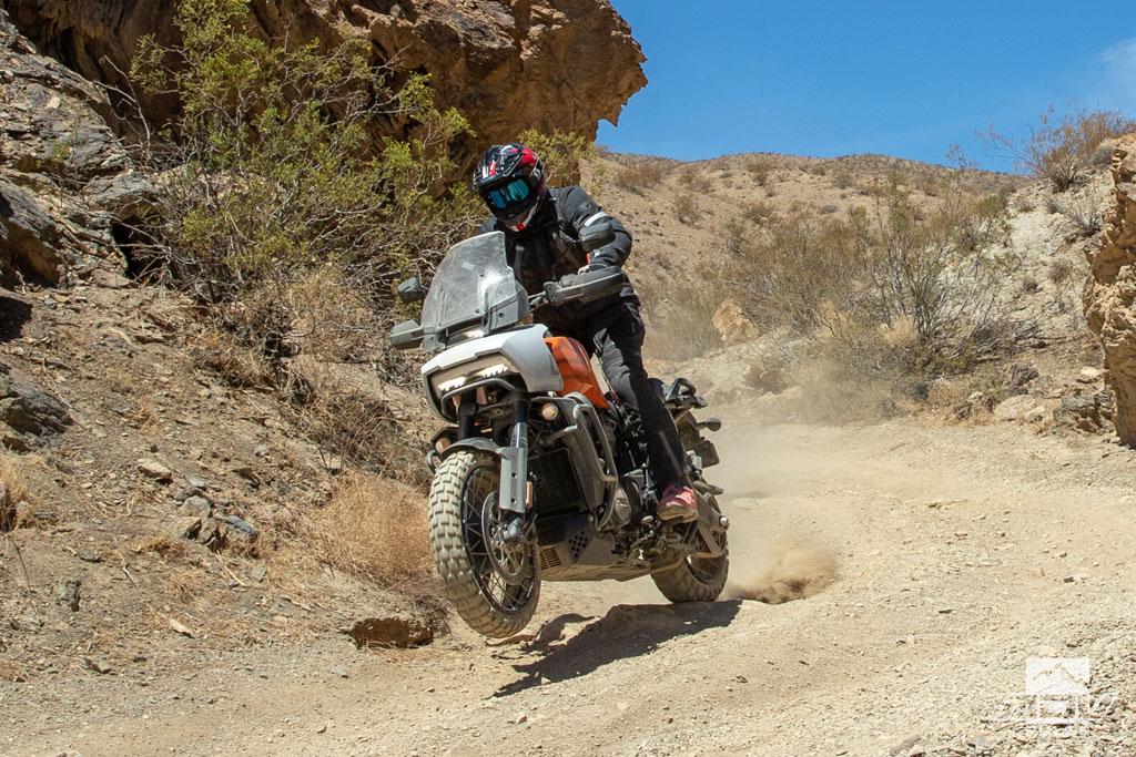 2021 Harley-Davidson Pan America off-road